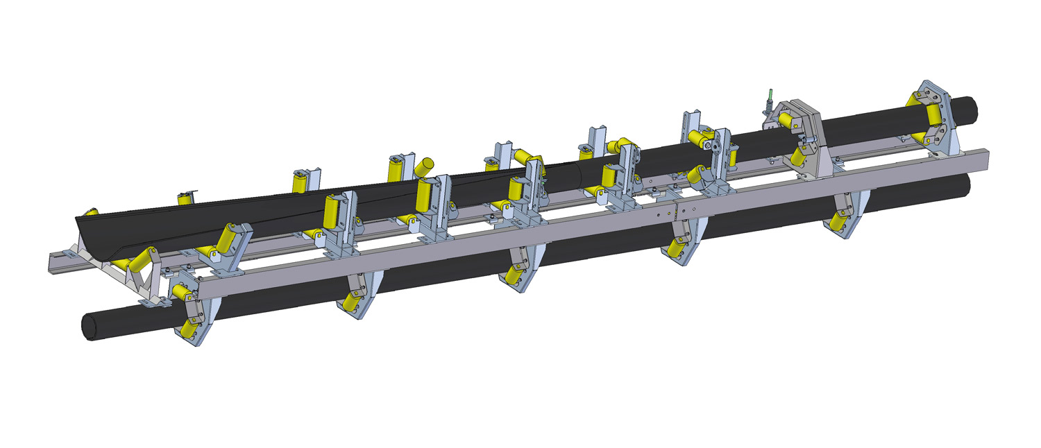 Pipe Belt Conveyor (PDT)