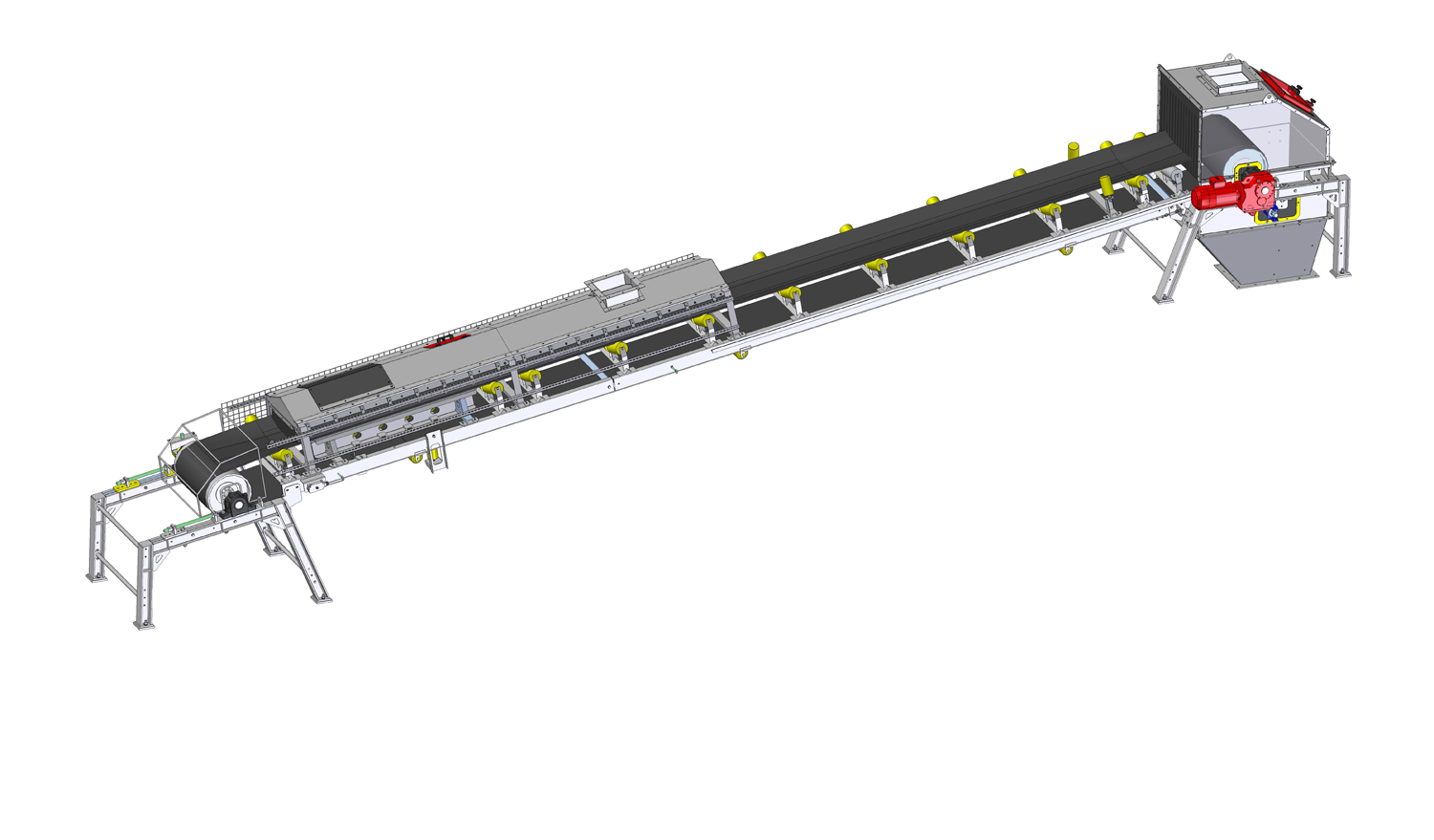 Belt conveyor (PD)