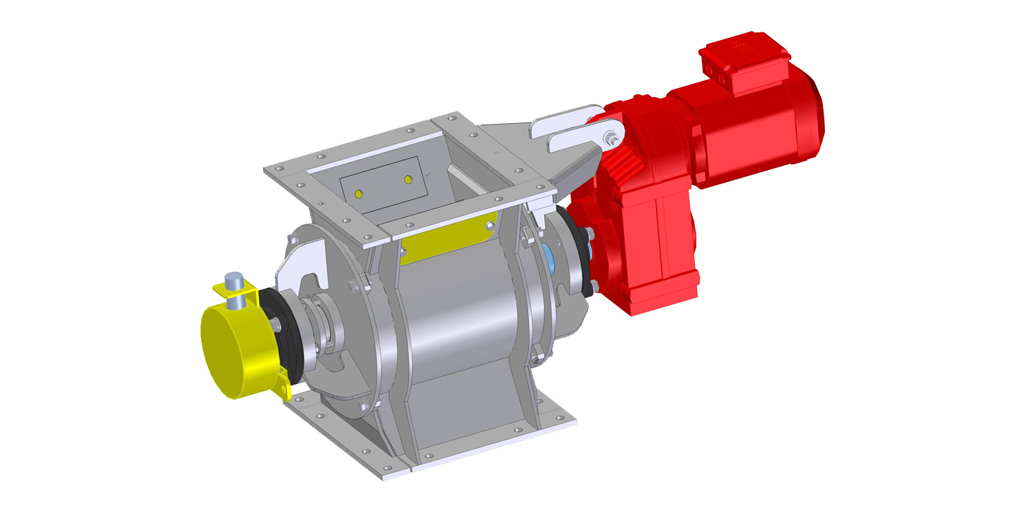 Rotary feeder (TPD)